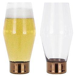 Tank Beer Glass, Set of 2 - OPEN BOX RETURN