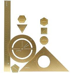 The Mathematician (Brass) - OPEN BOX RETURN