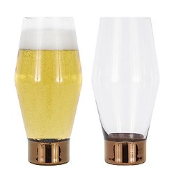Tank Beer Glass, Set of 2
