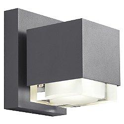 Voto 8 LED Outdoor Downlight Wall Light