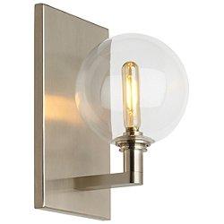 Gambit Single LED Wall Light
