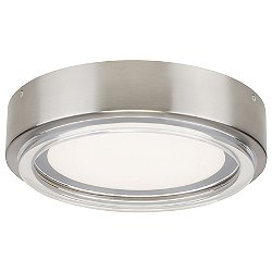 Escher Flush Mount Ceiling Light