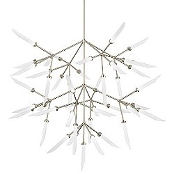 Spur Grande LED Chandelier