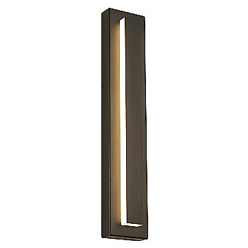Shown in Bronze finish, 26 Inch