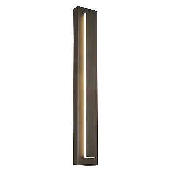 Shown in Bronze finish, 36 Inch