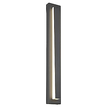 Shown in Charcoal finish, 36 Inch
