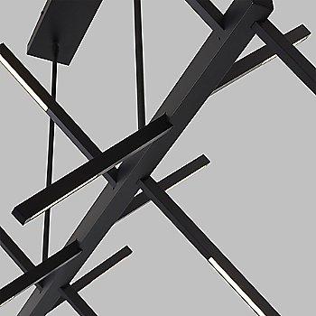 Matte Black finish / Detail view