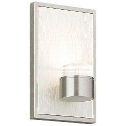 Dobson Wall Light (White Ash/120 Volt) - OPEN BOX RETURN