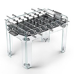 Cristallino Foosball Table