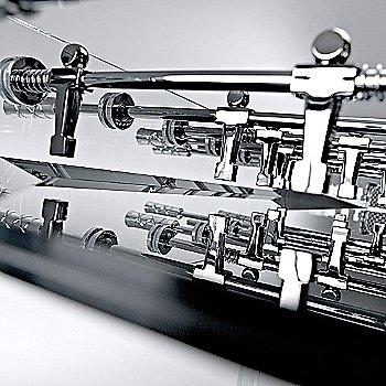 Cristallino Foosball Table / Detail view