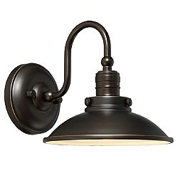 Baytree Lane LED Outdoor Wall Light (Sm/Bronze) - OPEN BOX