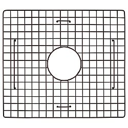 Kitchen Sink Bottom Grid 15 X 17-Inch