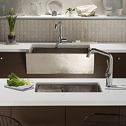 Zuma Copper Kitchen Sink