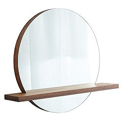 Solace Mirror with Shelf