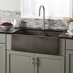 Farmhouse Double Bowl Kitchen Sink