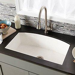 Farmhouse Quartet Kitchen Sink