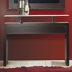 Ade Console Table, 35-In. Wenge