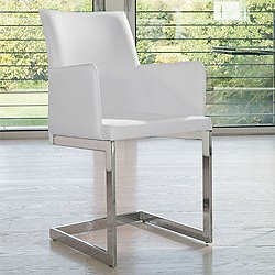 Sonia Armchair, Varnished Legs