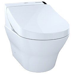 MH Connect+ Wall Hung Toilet and Washlet