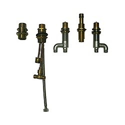 Soiree Deck-Mount Bath Faucet Valve