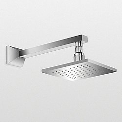 Lloyd Wall-Mount Square Rain Showerhead