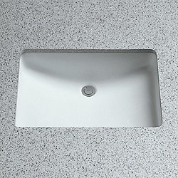 Square Under-Mount Sink