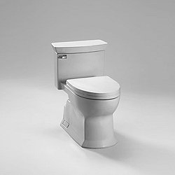 Eco Soiree One-Piece Toilet