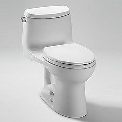 Ultramax II One-Piece Toilet with SanaGloss