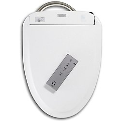 Washlet S350e Toilet Seat - Elongated with ewater+