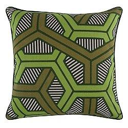 Honeycomb Pillow 18x18