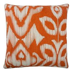 Ikat Pillow 22x22