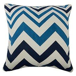 Zig Zag Pillow 22x22