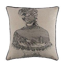 Firenze Embroidered Pillow 18x18