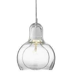 Mega Bulb Pendant Light (Clear) - OPEN BOX RETURN