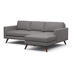 Dane 90-Inch Sofa with Chaise