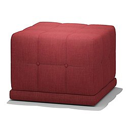 Bump Bump Cube Ottoman