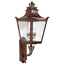 Dorchester Outdoor Wall Sconce (Large) - OPEN BOX RETURN