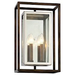 Morgan Framed Outdoor Wall Light (Large) - OPEN BOX RETURN