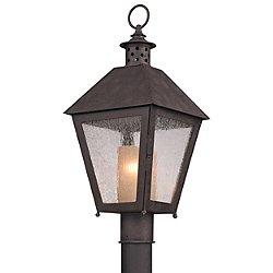 Sagamore Post Light (Centennial Rust) - OPEN BOX RETURN