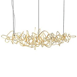 Doodle Linear Suspension Light