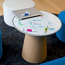 Campfire Paper Table