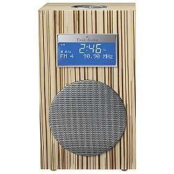 Model 10 Clock Radio Designer Collection (Silver) - OPEN BOX