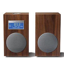 Model 10 Clock Radio (Walnut/Wood) - OPEN BOX RETURN