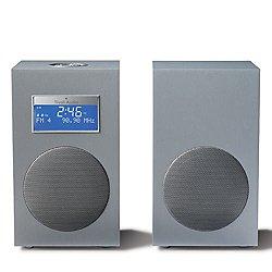 Model 10 Clock Radio (Light Aluminum) - OPEN BOX RETURN
