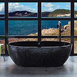 Stone One Mosaic Tub