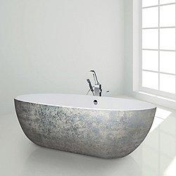 Stone One Straciata Design Tub