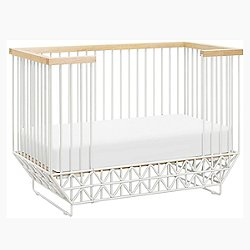 Mod 3-in-1 Convertible Crib with Toddler Bed Conversion Kit