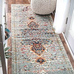 Distressed Persian Sarita Runner