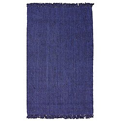 Hand Woven Chunky Loop Jute NCCL01D Rug