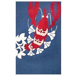 Thomas Paul Lobster Rug